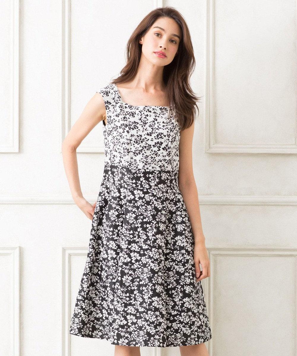 TOCCA 【洗える!】MISTY BLUE ドレス ブラック系