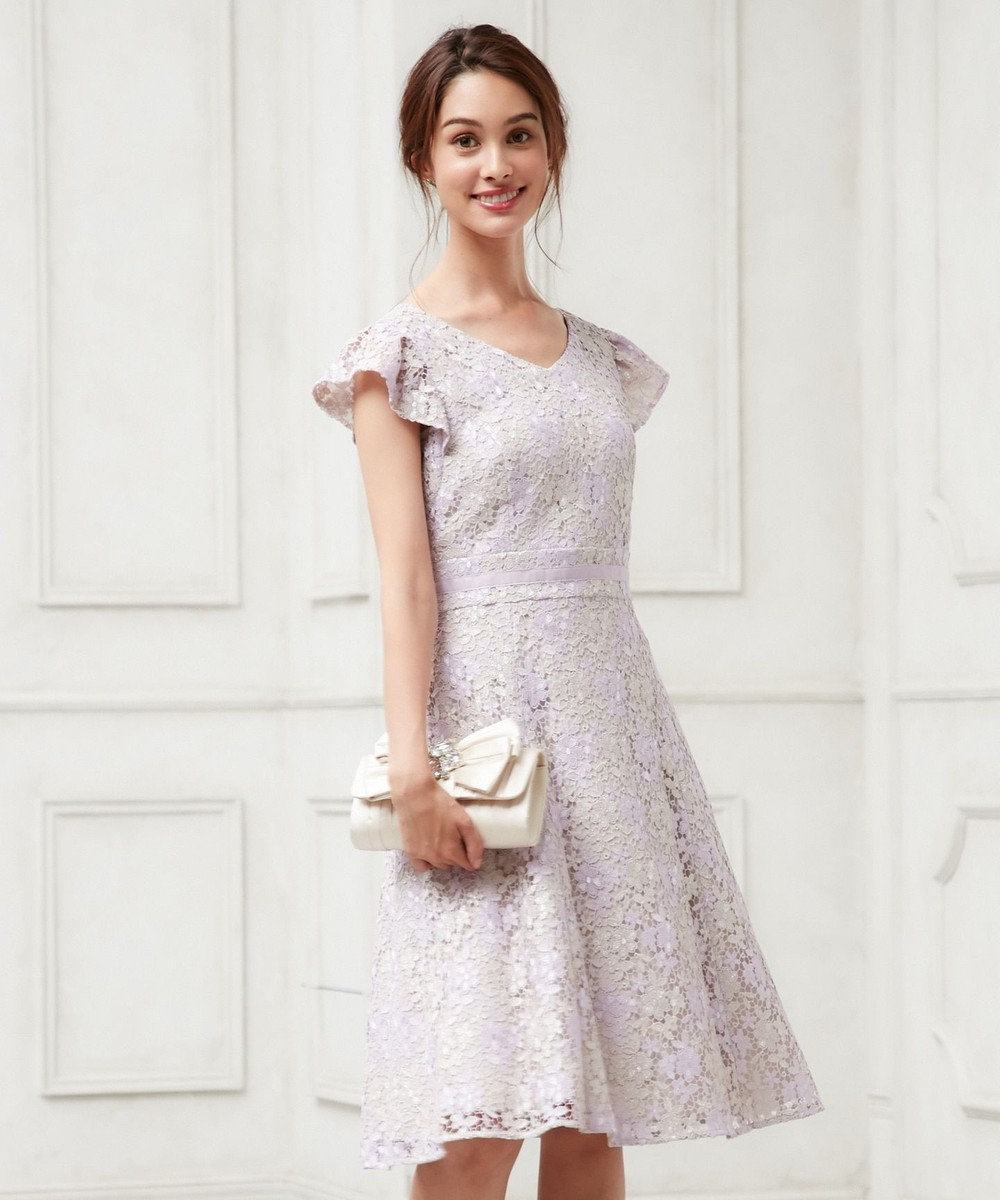 TOCCA 【WHITE LABEL】MACARON ドレス ピンク系7