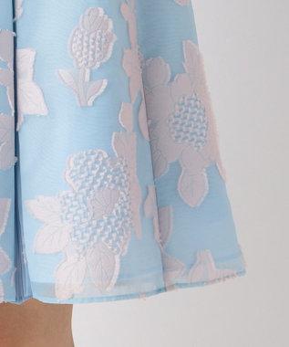 TOCCA FRAMBOYAN ドレス スカイブルー系