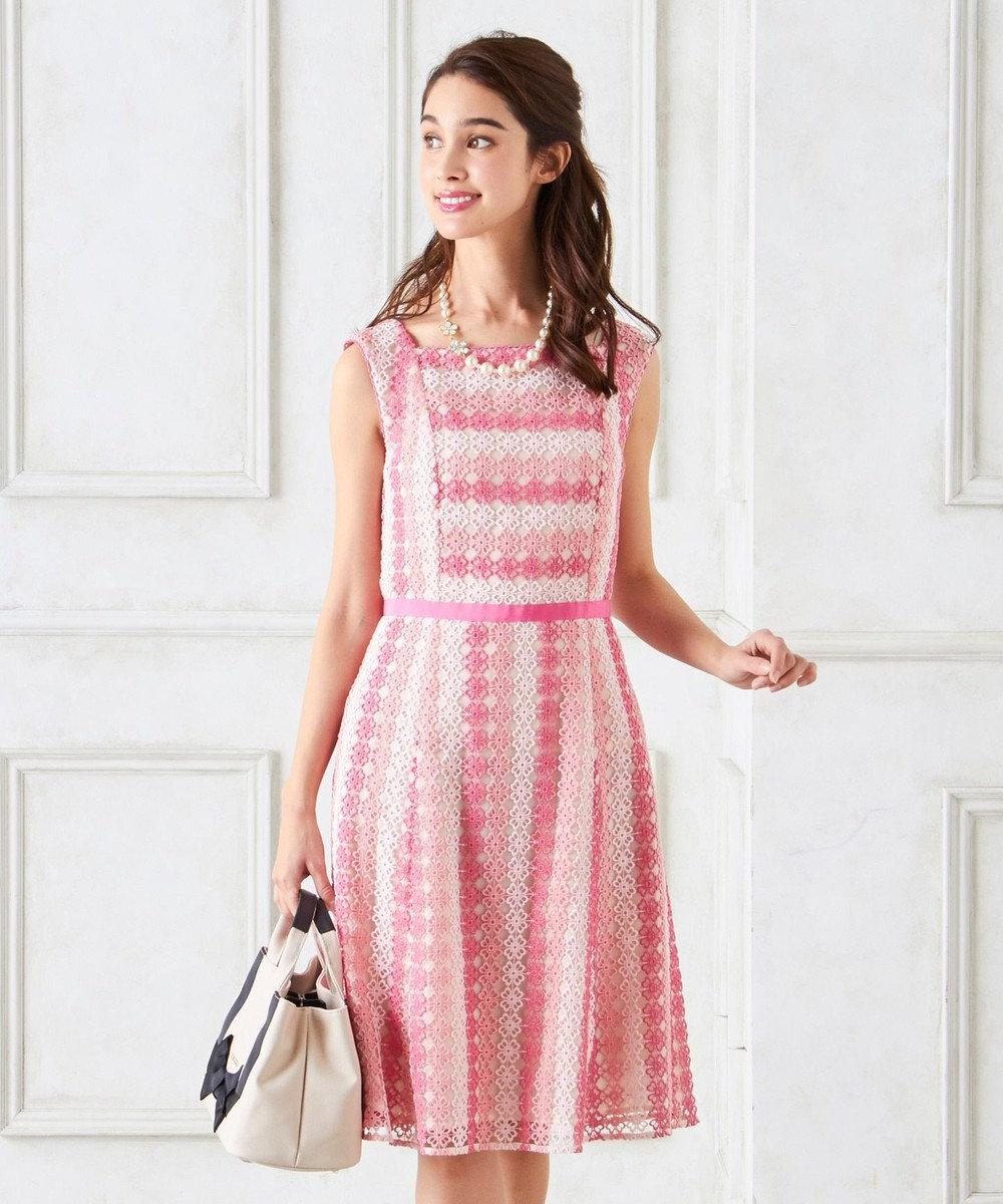 TOCCA 【WEB限定カラー有】ALL DAY ドレス ピンク系7