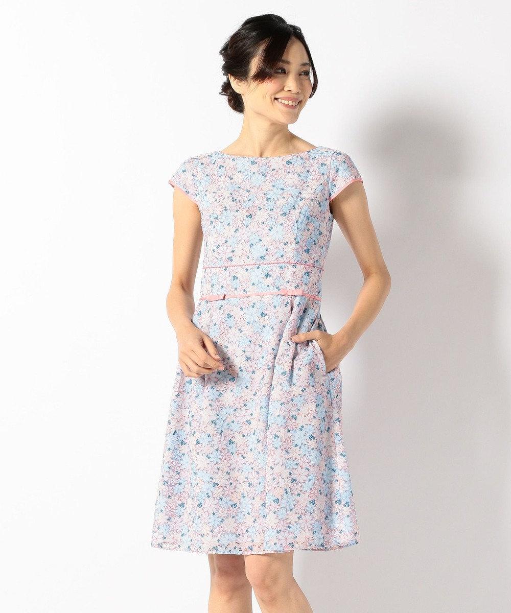 TOCCA 【WEB限定カラー有】OCEAN ドレス [限定]スカイブルー系7