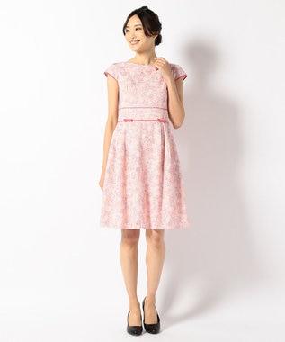 TOCCA 【WEB限定カラー有】OCEAN ドレス ピンク系7