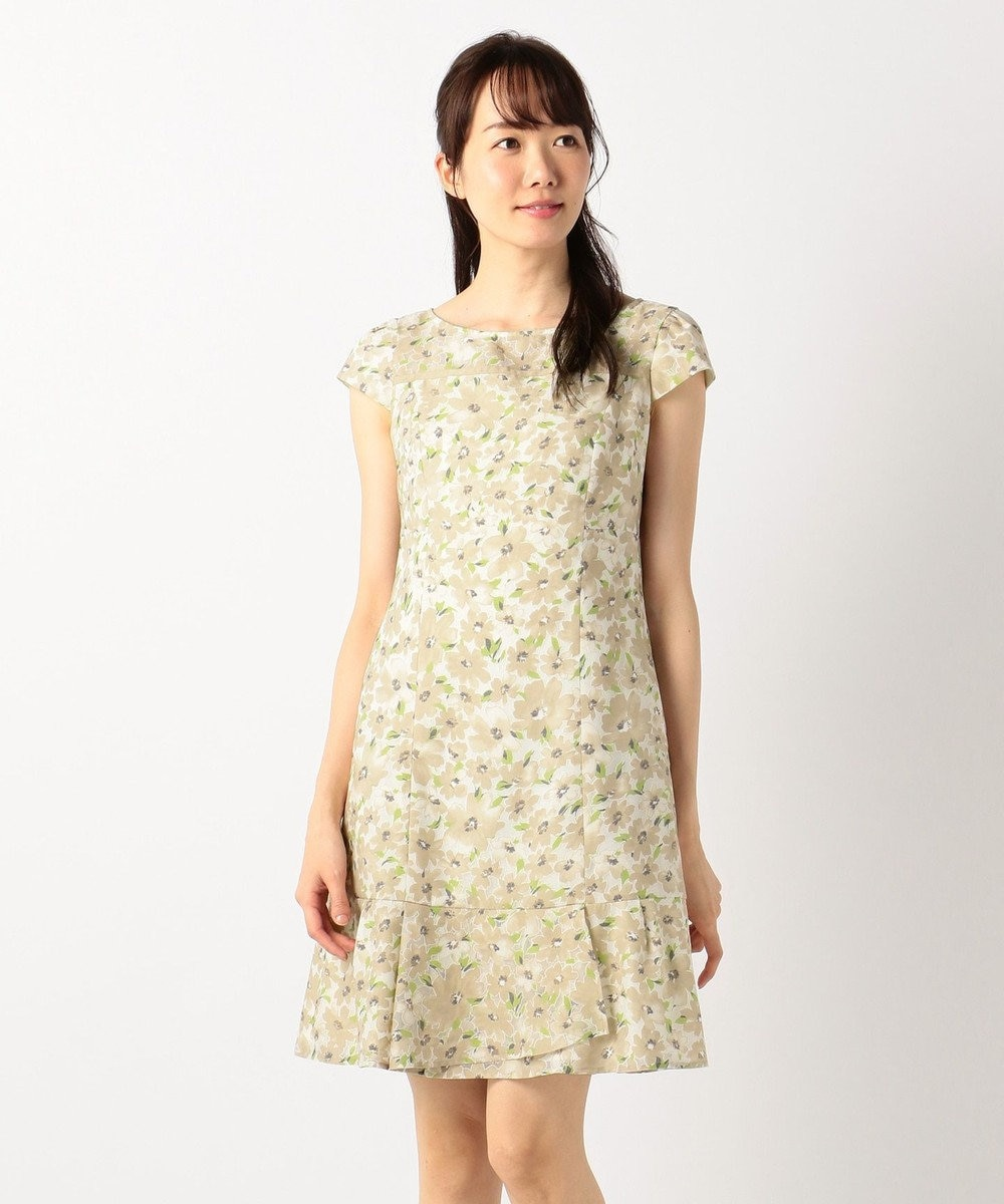 TOCCA 【洗える!】SATSUKI ドレス ベージュ系5