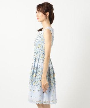 TOCCA 【GOLD LABEL】SANKAYOU ドレス スカイブルー系7