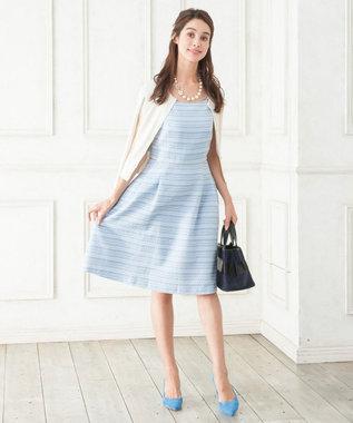 TOCCA SOUFRIERE ドレス スカイブルー系