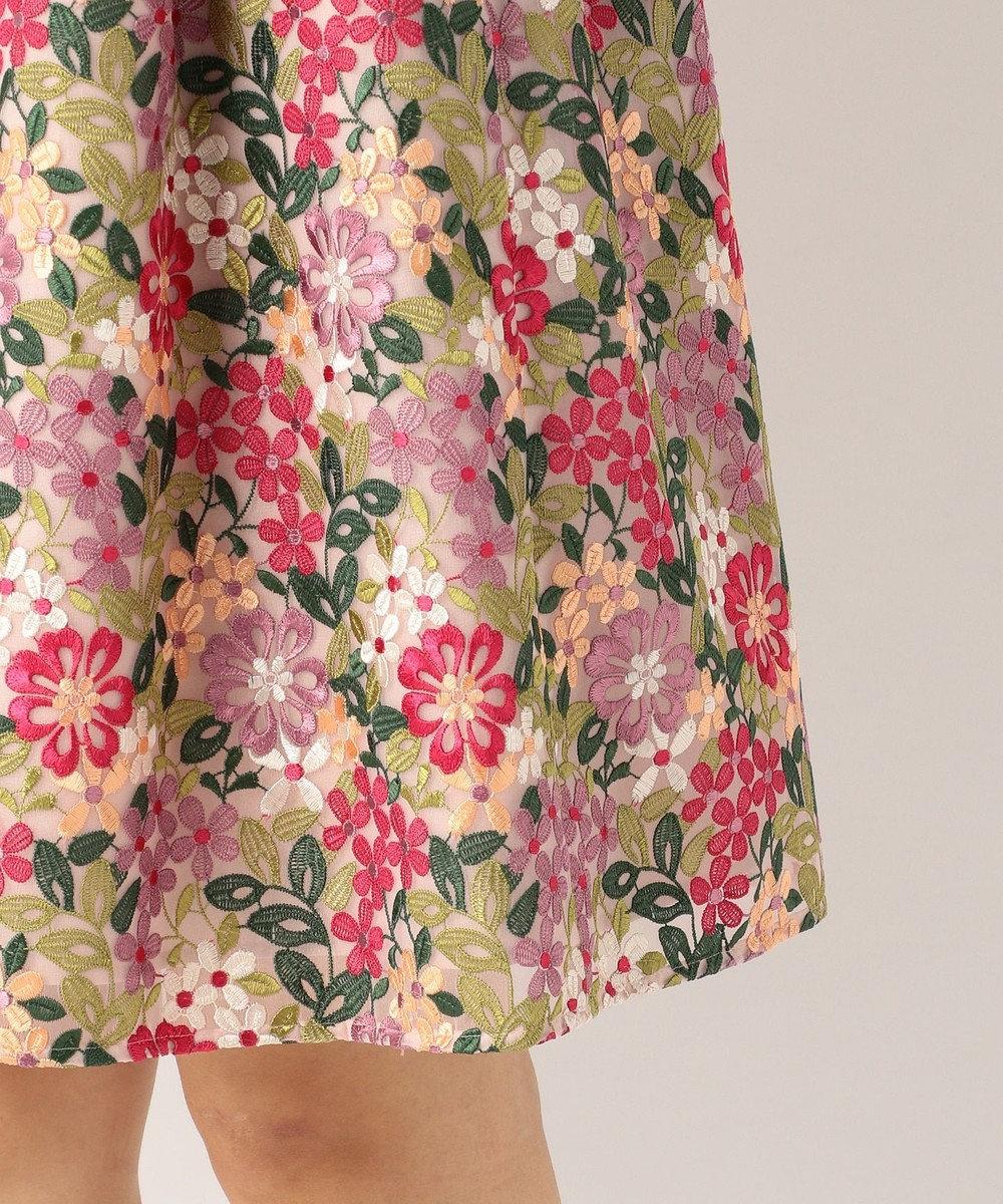 TOCCA SPRING PARADISE ドレス レッド系7