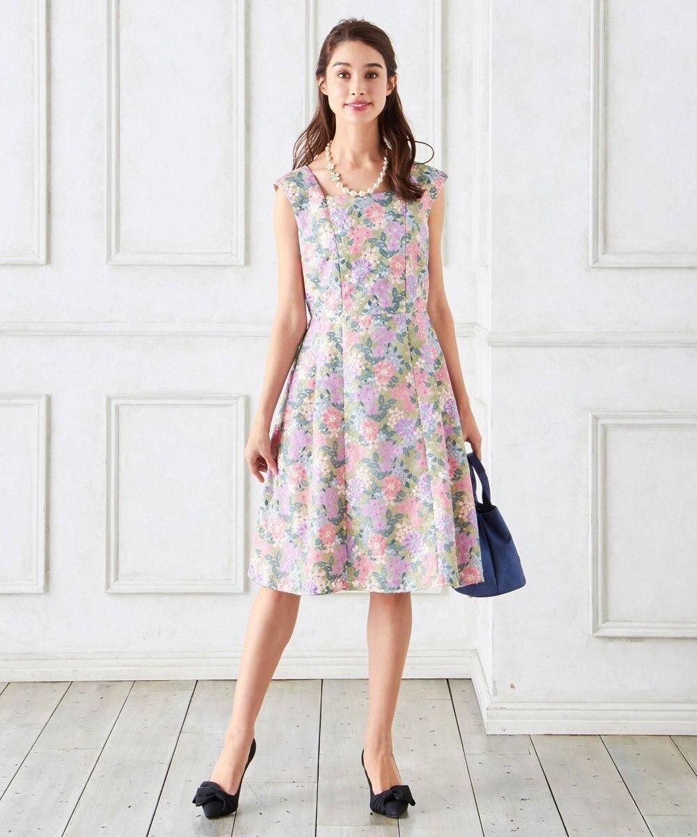 TOCCA SPRING PARADISE ドレス ライラック系7