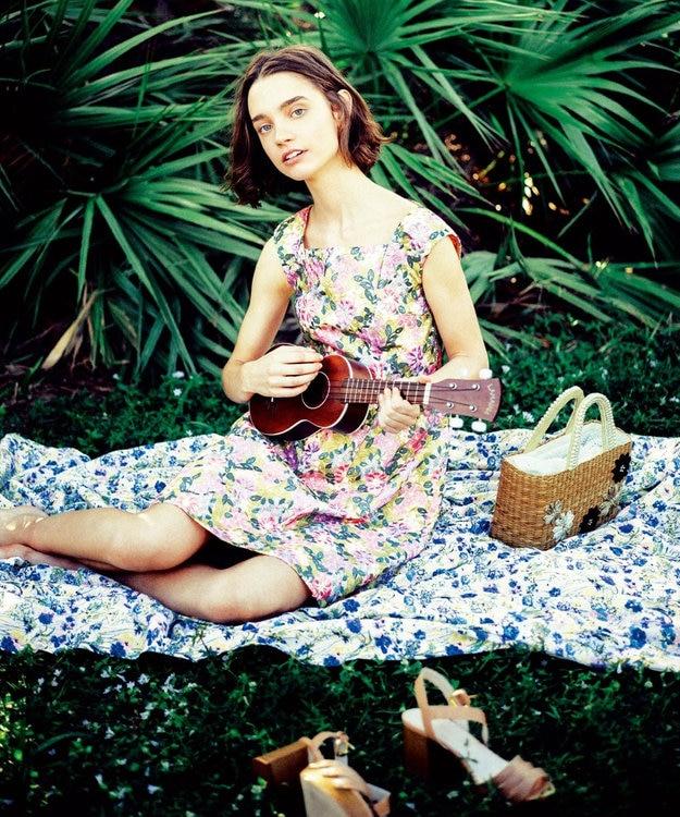 TOCCA SPRING PARADISE ドレス