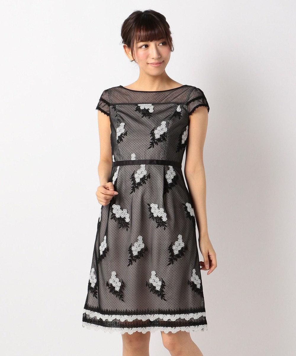 TOCCA 【洗える!】JASMINE ドレス ブラック系7