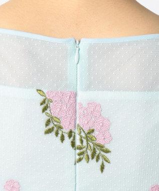 TOCCA 【洗える!】JASMINE ドレス スカイブルー系7