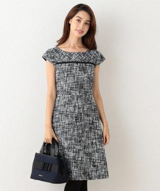 TOCCA BRULEE ドレス グレー系