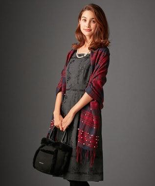 TOCCA LAVIEN ROSE ドレス グレー系7