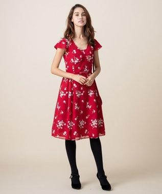 TOCCA SUNDAY LIPPLE ドレス レッド系7
