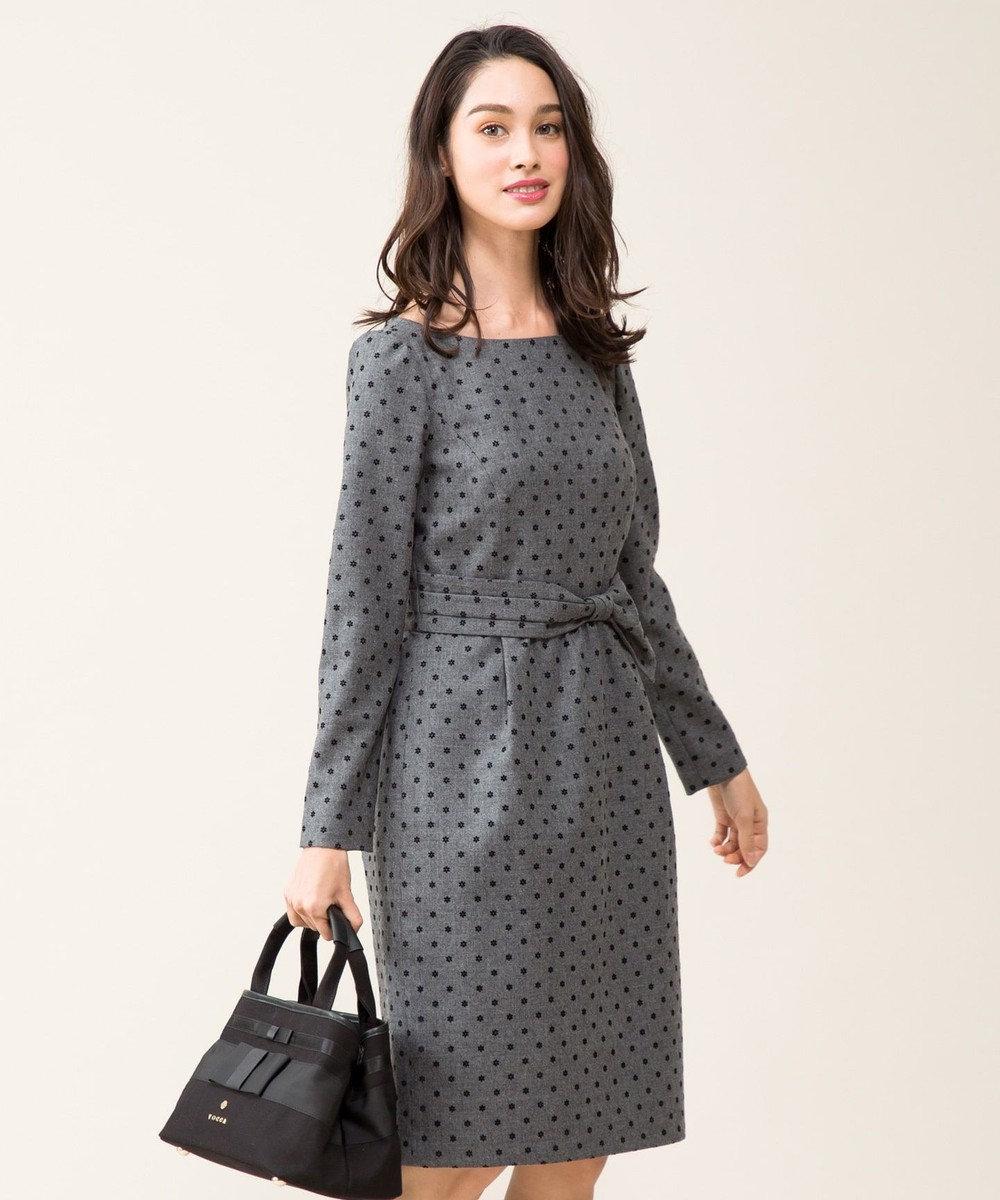 TOCCA 【一部店舗限定カラー有】SMALL CANDY ドレス グレー系5