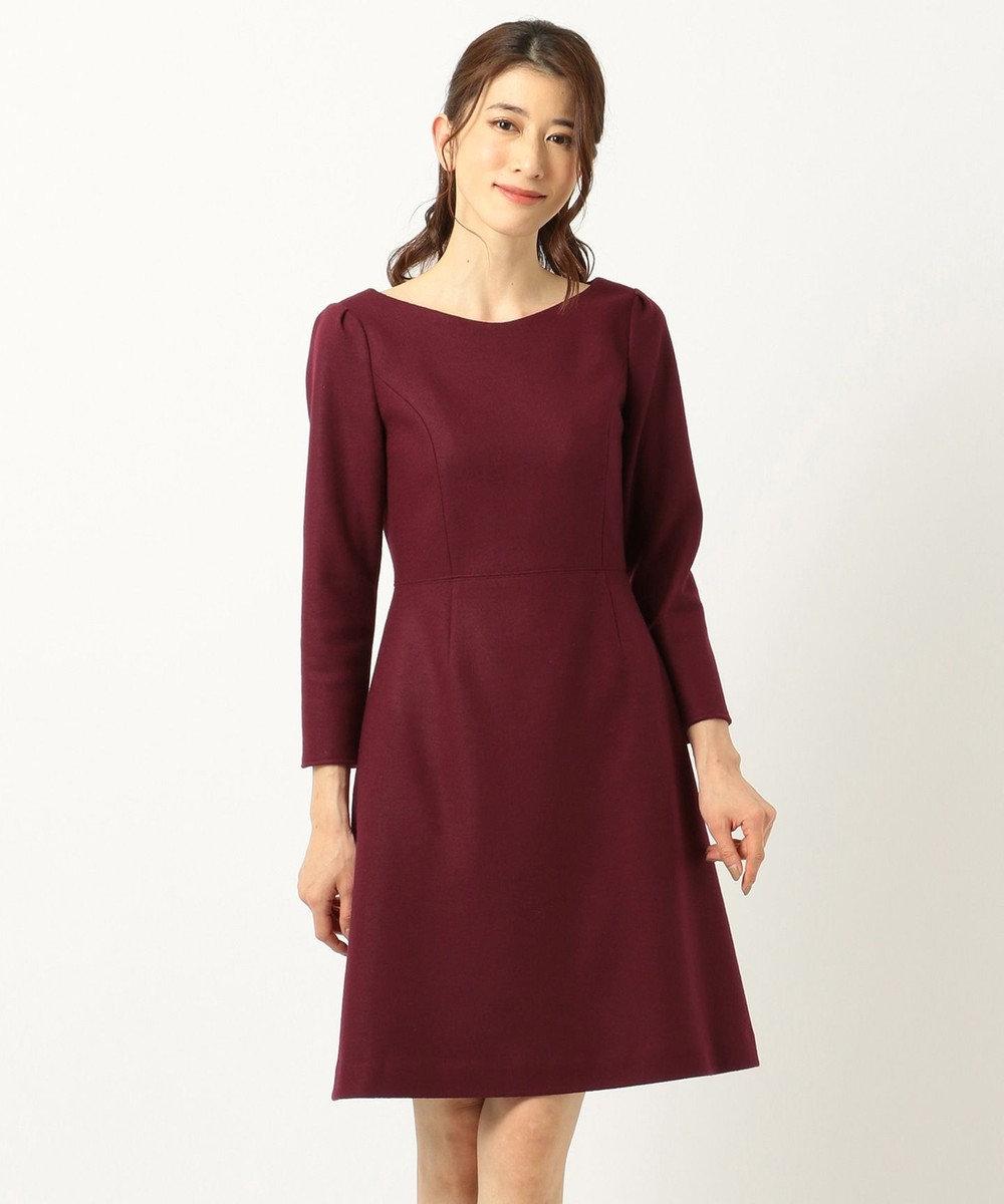 TOCCA 【WEB限定カラー有】BAZAAR ドレス ワイン系