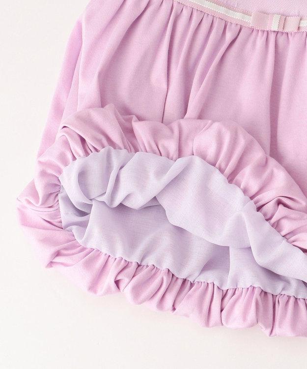 TOCCA BAMBINI 【80-90cm】リボンブリスター ジャンパースカート