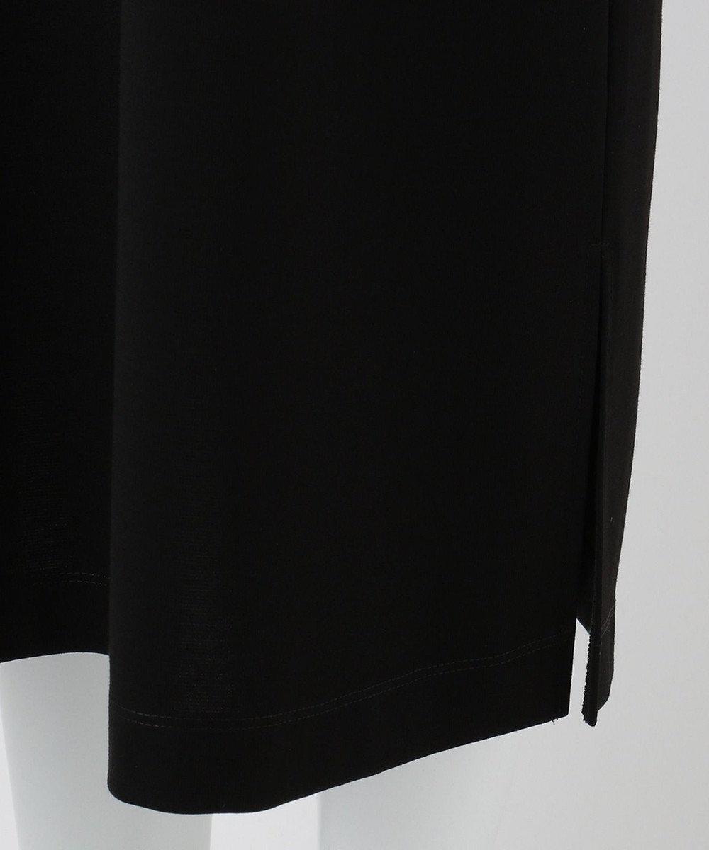 ICB 【Utilism】カットソーワンピース ブラック系