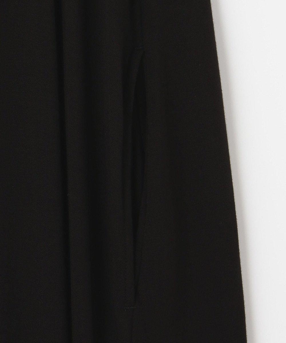 自由区 【Unfilo】SARASARA JERSEY カップ付 ワンピース ブラック系