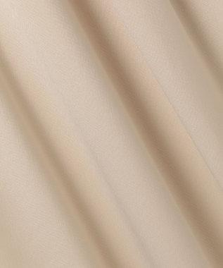 自由区 【UNFILO・Sサイズ有】ドレープサテン シャツワンピース (検索番号UG23) シャンパン系