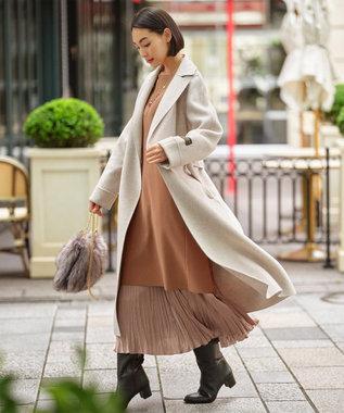 自由区 L 【UNFILO】選べるセットアップ(カーディガン)検索番号:UJ26 キャメル系スカート