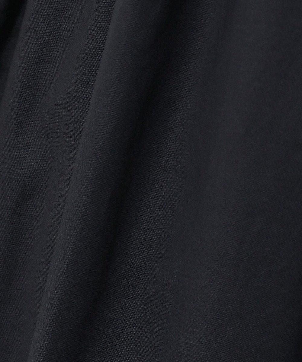 23区 【洗える】ALBINI コットンローン ワンピース ネイビー系