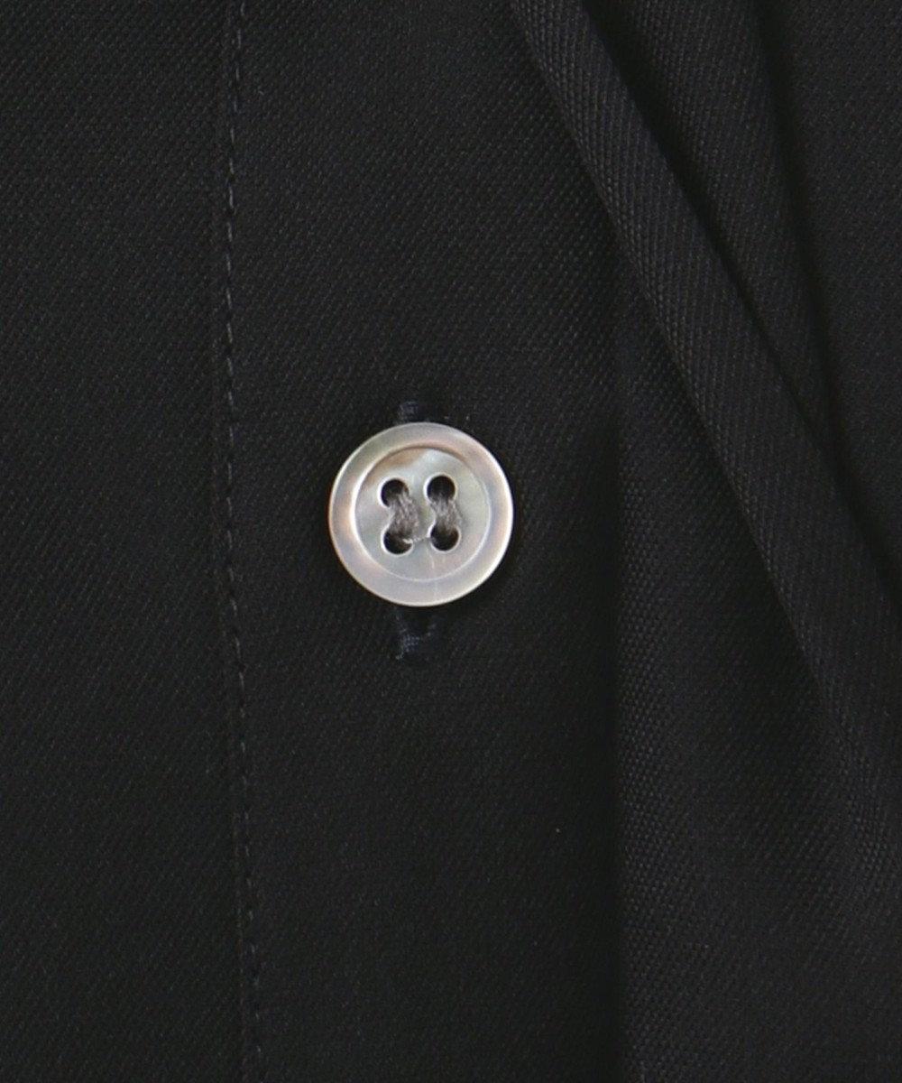 23区 L キュプラツイル ベルト付き ワンピース ネイビー系
