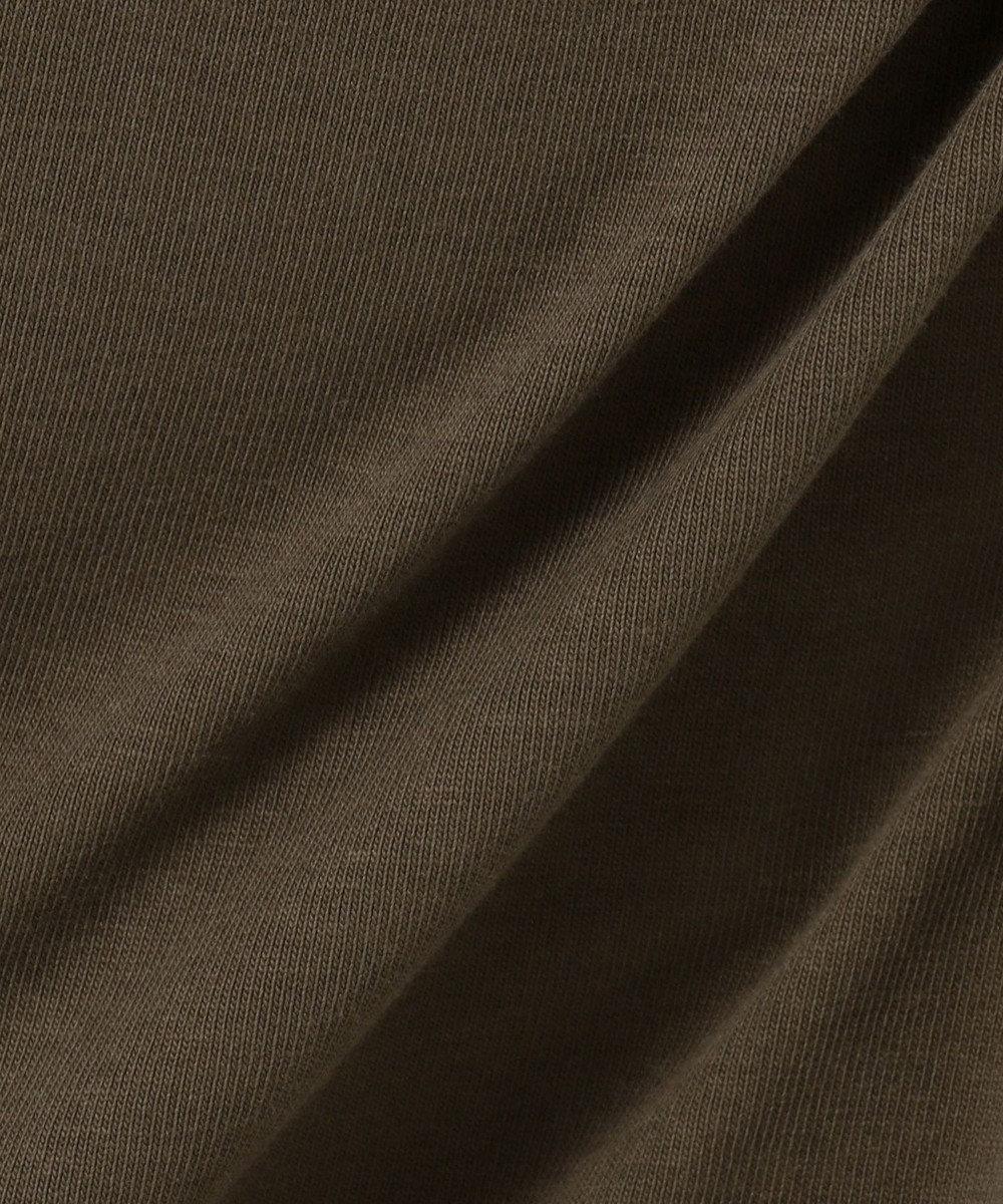 23区 【洗える】ALBINI DOUBLE TWIST ワンピース ブラウン系