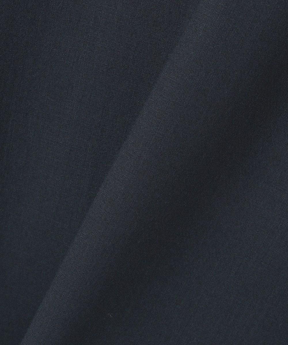 23区 【R(アール)】WOOL DOUBLE CLOTH ワンピース(検索番号R35) ネイビー系