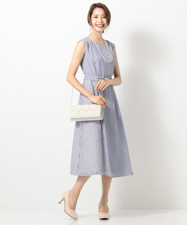 any SiS 【2WAY】サイドレースジュエル ドレス