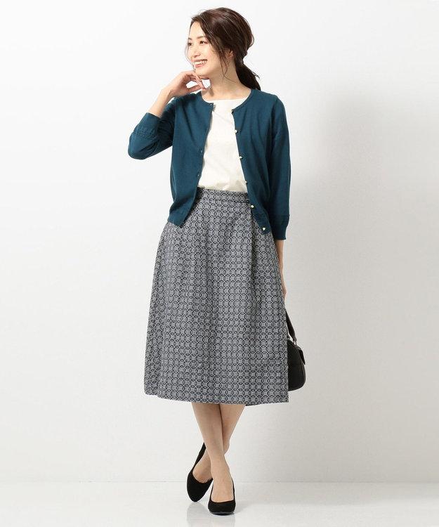 any SiS エンブロイダリースカート セットアップ