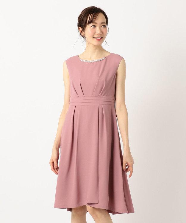 any SiS 【洗える】エレガントジュエル ドレス