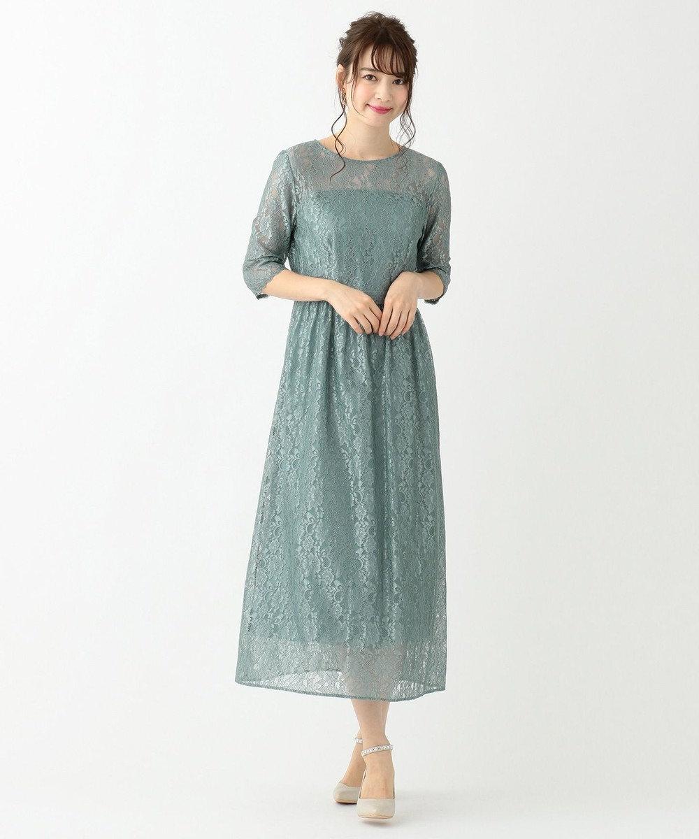 any SiS エアリレーシー ドレス ダスティミント