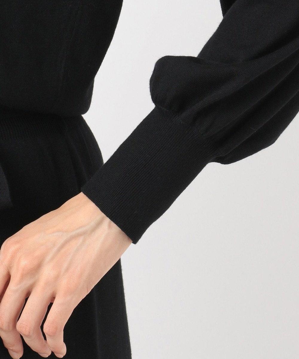 組曲 L 【WEB限定色あり】レギンスコンビワンピース 【WEB限定】ブラック系