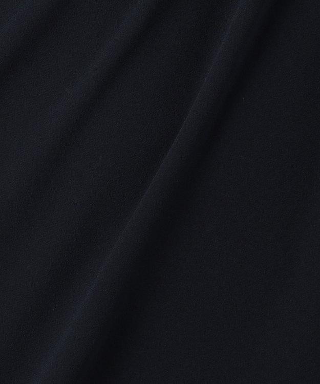 組曲 【洗える】ダブルジョーゼット ワンピース