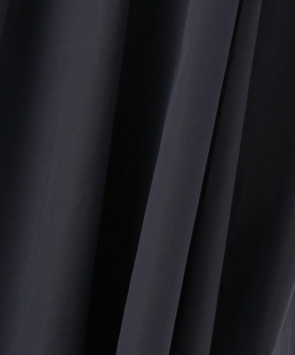 組曲 S 【mi-molletコラボ】ニットドッキング ワンピース ネイビー系
