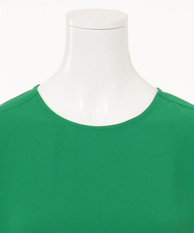 CK CALVIN KLEIN WOMEN 【2019SS インポート企画】クルーネックTシャツ ワンピース