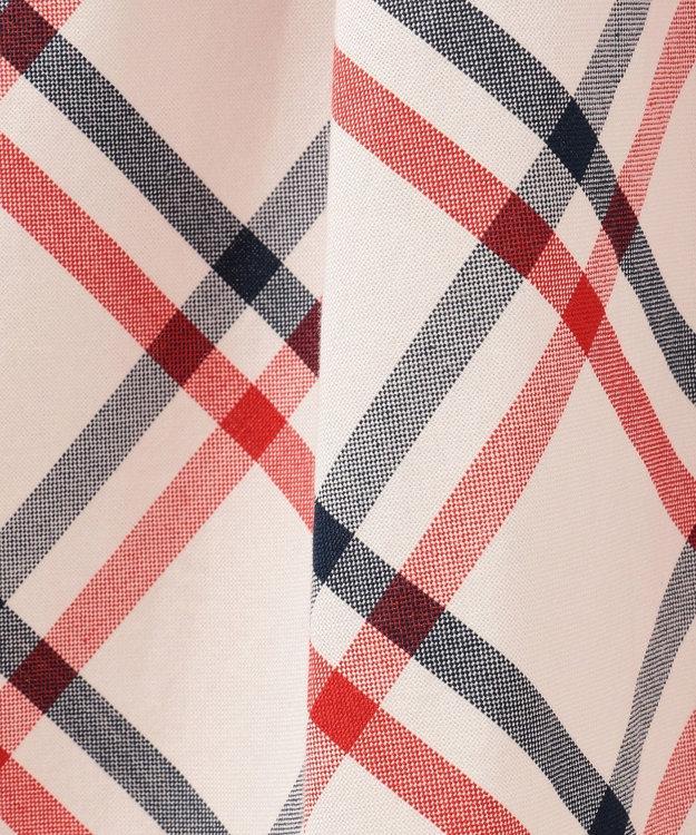 CK CALVIN KLEIN WOMEN 【2019SS インポート企画】オックスフォードチェック ドレス