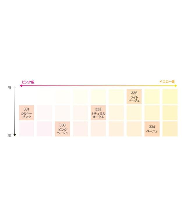 Chacott Cosmetics パウダーファンデーション【ライトベージュ】