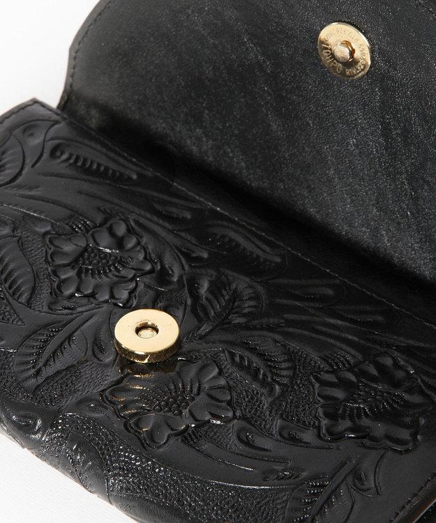 GRACE CONTINENTAL Flap Wallet