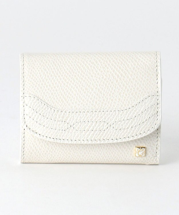 CYPRIS 【カード4枚収納】アレナリア 日本製 三つ折りコンパクト財布