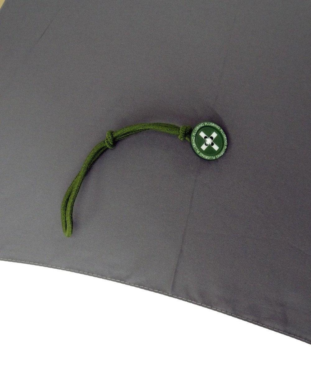 +RING 【数量限定】メンズ向け長傘65cmマルチT518 マルチカラー