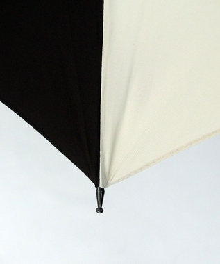 +RING 【数量限定】メンズ向け長傘65cm白T528 白~オフホワイト