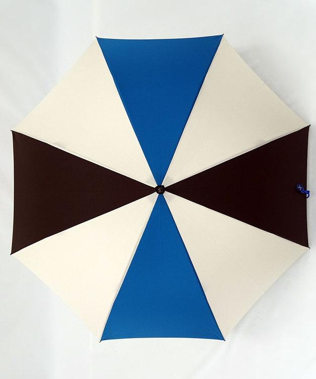 +RING 【数量限定】メンズ向け長傘65cm白T528