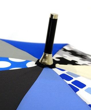 +RING 【数量限定】UNISEX 長傘60cm 水色 T428 水色