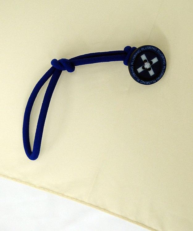 +RING 【数量限定】UNISEX 長傘60cm 水色 T454