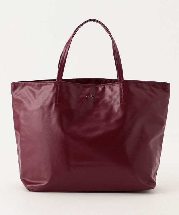 airlist トートバッグ (S) ランチトート  FEATHER フェザー ワイン