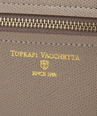 TOPKAPI TINTA[ティンタ]イタリアンシュリンクレザー・2wayミニトートバッグ グレージュ