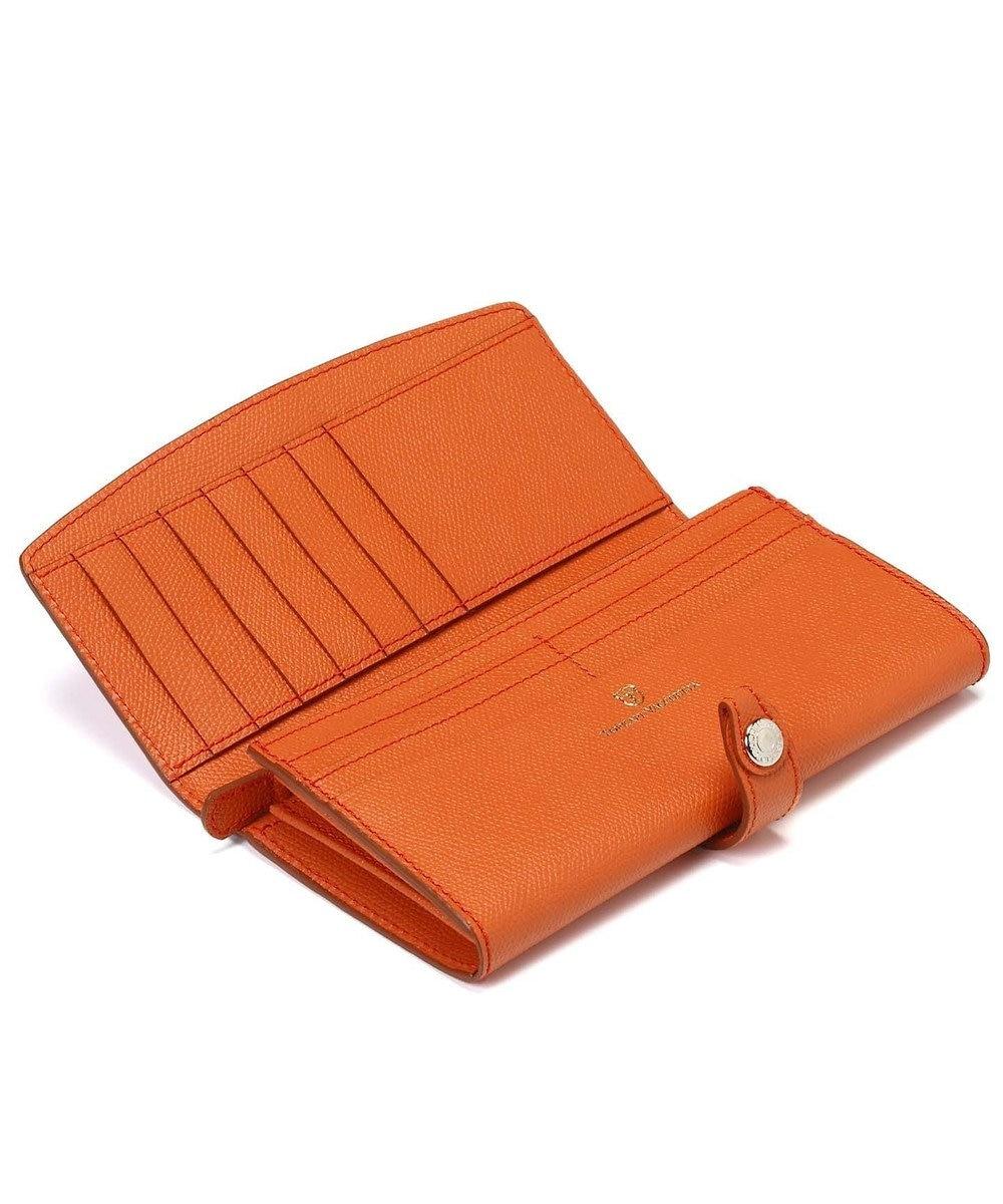 TOPKAPI [トプカピ] TOPKAPI 角シボ型押し・長財布 COLORATO コロラート オレンジ