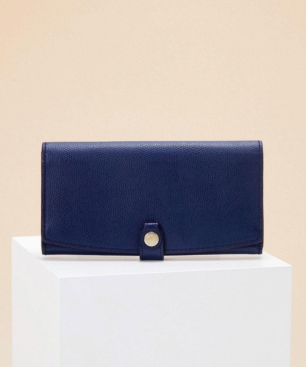TOPKAPI [トプカピ] TOPKAPI 角シボ型押し・長財布 COLORATO コロラート コン