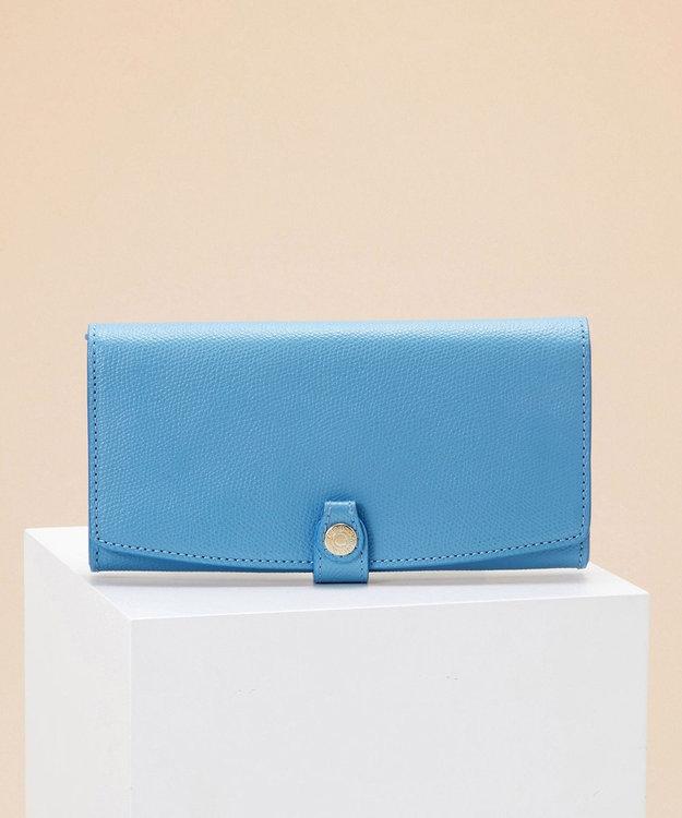 TOPKAPI [トプカピ] TOPKAPI 角シボ型押し・長財布 COLORATO コロラート